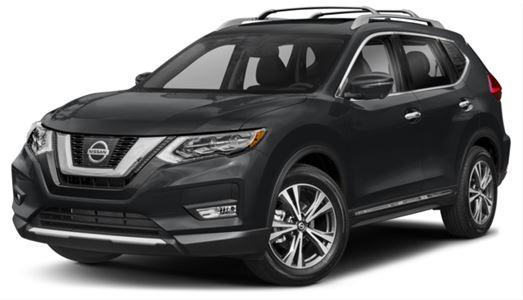 2017 Nissan Rogue Bedford, TX 5N1AT2MT7HC748181