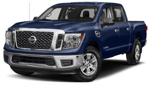 2017 Nissan Titan Bedford, TX 1N6AA1E63HN517535