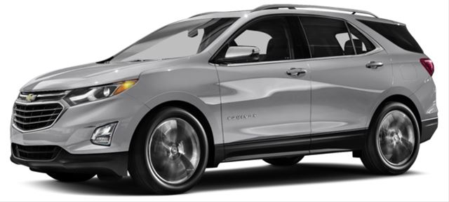 2018 Chevrolet Equinox Highland, IN 2GNAXJEVXJ6107261