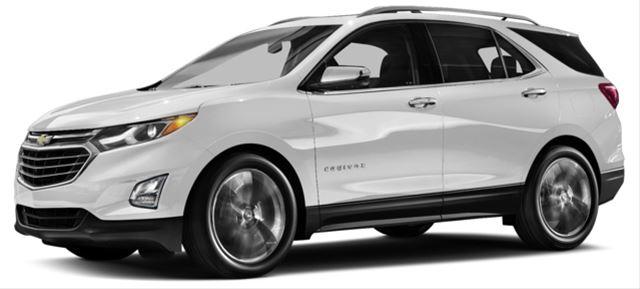 2018 Chevrolet Equinox San Antonio, TX 2GNAXHEV9J6104747