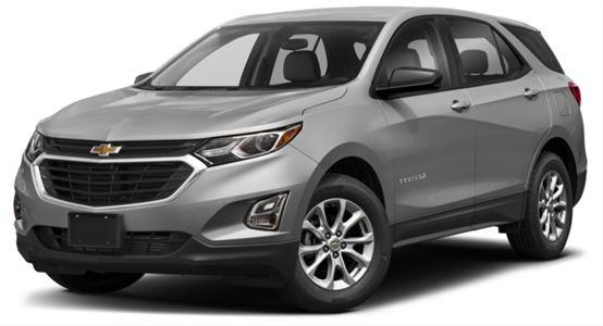 2018 Chevrolet Equinox San Antonio, TX 2GNAXHEV4J6140068