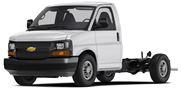 2017 Chevrolet Express Cutaway Work Van