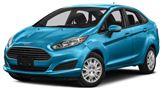 2014 Ford Fiesta 4D