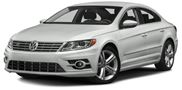2017 Volkswagen CC 2.0T R-Line Executive w/PZEV & Lane Assist