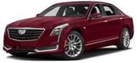2017 Cadillac CT6 3.6L Luxury CTV