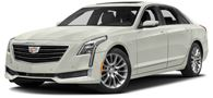 2017 Cadillac CT6 3.6L Premium Luxury CTV
