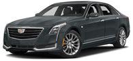 2017 Cadillac CT6 3.6L Premium Luxury CTV