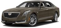 2017 Cadillac CT6 3.6L Luxury Manager Demo