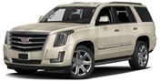 2017 Cadillac Escalade Luxury CTV