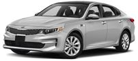 2016 Kia Optima LX Turbo Technology Package