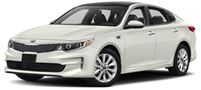 2017 Kia Optima LX Turbo Value Package