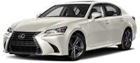 2017 Lexus GS 200t GS TURBO RWD