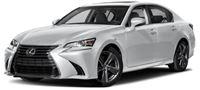 2017 Lexus GS 200t GS TURBO RWD