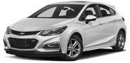 2017 Chevrolet Cruze LT Manual