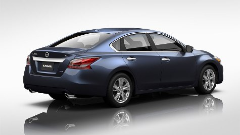 Lovely 2013 Nissan Altima Sl