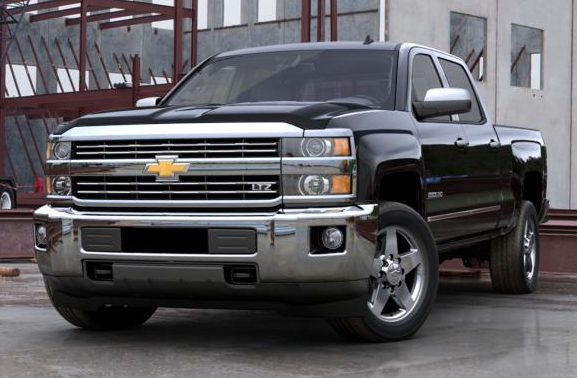 Ltz Trim Package Chevy Silverado 2500hd