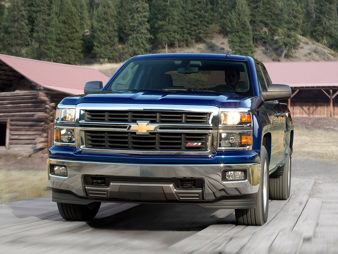 Z71 Package Chevy Silverado Z71