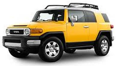 Toyota FJ Cruiser Scheduled Maintenance Guide