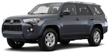 Toyota 4Runner Scheduled Maintenance Guide