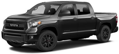 Toyota Tundra Scheduled Maintenance Guide