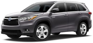 Toyota Highlander Hybrid Scheduled Maintenance Guide