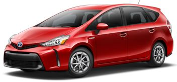 Toyota Prius v Scheduled Maintenance Guide